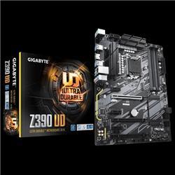 MB GIGABYTE Z390 UD 1.0 DDR4 8º Y 9º INTEL S1151