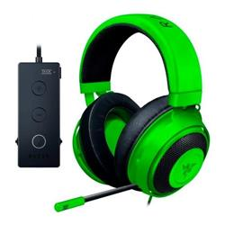 AURICULARES GAMER RAZER KRAKEN TOURNAMENT EDITION GREEN - RZ04-02051100-R3U1