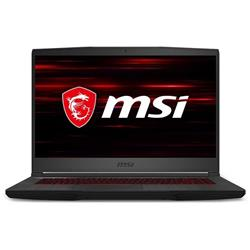 NOTEBOOK MSI GF65 THIN 9SEXR-250 I7-9750H, 8GB, 512GB NVME, RTX 2060 6GB, 15.6