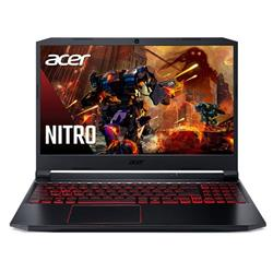 NOTEBOOK ACER NITRO 5 AN515-55-53AG GAMING I5-10300H  GTC 1650 256GB SSD 8GB 15.6