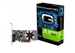 PLACA DE VIDEO GAINWARD GT1030 2048M DDR4 64BIT DVI HDMI, NEC103000646-1082F