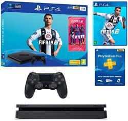 PLAYSTATION 4 SLIM 1TB FIFA 2019 FISICO