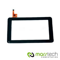 REPUESTO PANTALLA TABLET TOUCH FPC-TP070011(DR1334)-01 / F0289 XDY Negro