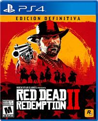 JUEGO PS4 RED DEAD REDEMPTION 2 FISICO