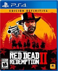 JUEGO PS4 RED DEAD REDEMPTION 2 FISICO
