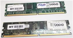 MEMORIA DDR2 1GB SPECTEK/TITAN 667MHZ