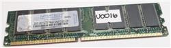 MEMORIA DDR 1GB NOVATECH 333 MHZ PC2700