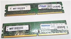 MEMORIA DDR2 1GB AVANT/TITAN 800MHZ