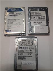 DISCO NOTEBOOK WD/HGST/TOSHIBA 320GB  USADO