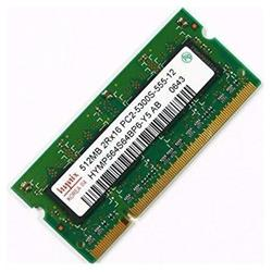 SO DIMM 1GB 2RX16 PC2-5300S-555-12 USADO
