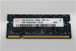 SO DIMM 2GB 2RX8 PC2-5300S-555-12 USADO