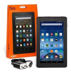 TABLET AMAZON FIRE 7, 2019, 1+16GB, 1.3 GHz 2 CAMARAS 2MP + 720P, WIFI