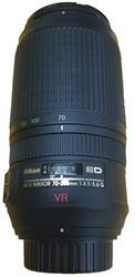 Lente Nikon Af-s Vr Nikkor 70-300mm F/4.5-5.6 G If - Ed Env