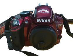 CAMARA NIKON D3200 NIKKOR 18-55MM+NIKKOR 70-300MM VR+AF-S NIKKOR 50MM+FLASH YN560+TRIPODE MOCHILA